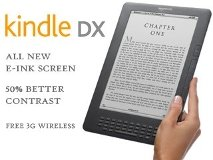 Amazon Kindle DX Coupons